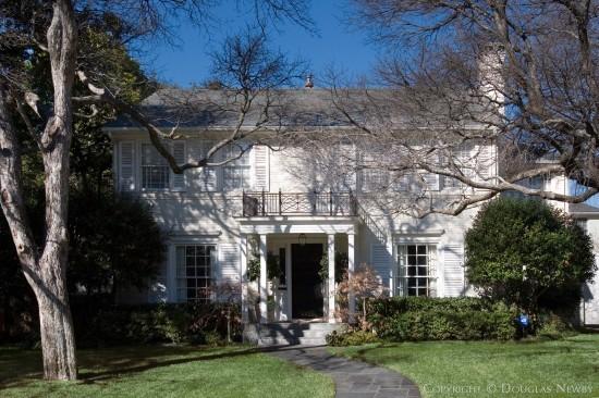 House Designed by Architect Hal O. Yoakum - 4422 Arcady Avenue