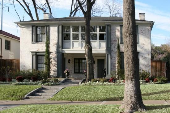 Duplex Designed by Architect Henry B. Thomson - 4548 Fairway Avenue