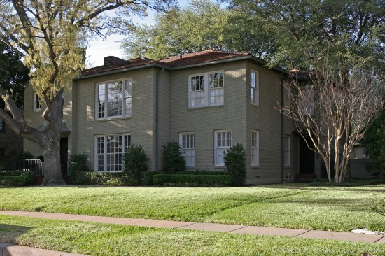 House Designed by Architect Verne E. Shanklin - 4540 Westway Avenue