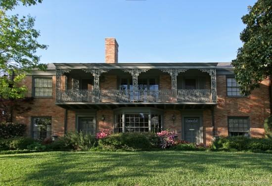 Home Designed by Architect Hal O. Yoakum - 4544 Westway Avenue