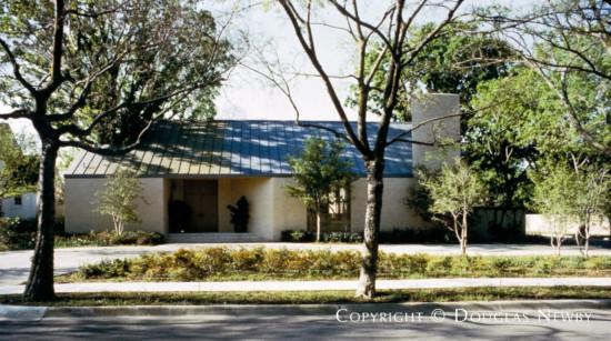 Home Designed by Architect Oglesby Group - 3737 Shenandoah Avenue