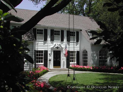 House Designed by Architect Henry B. Thomson - 3926 Potomac Avenue