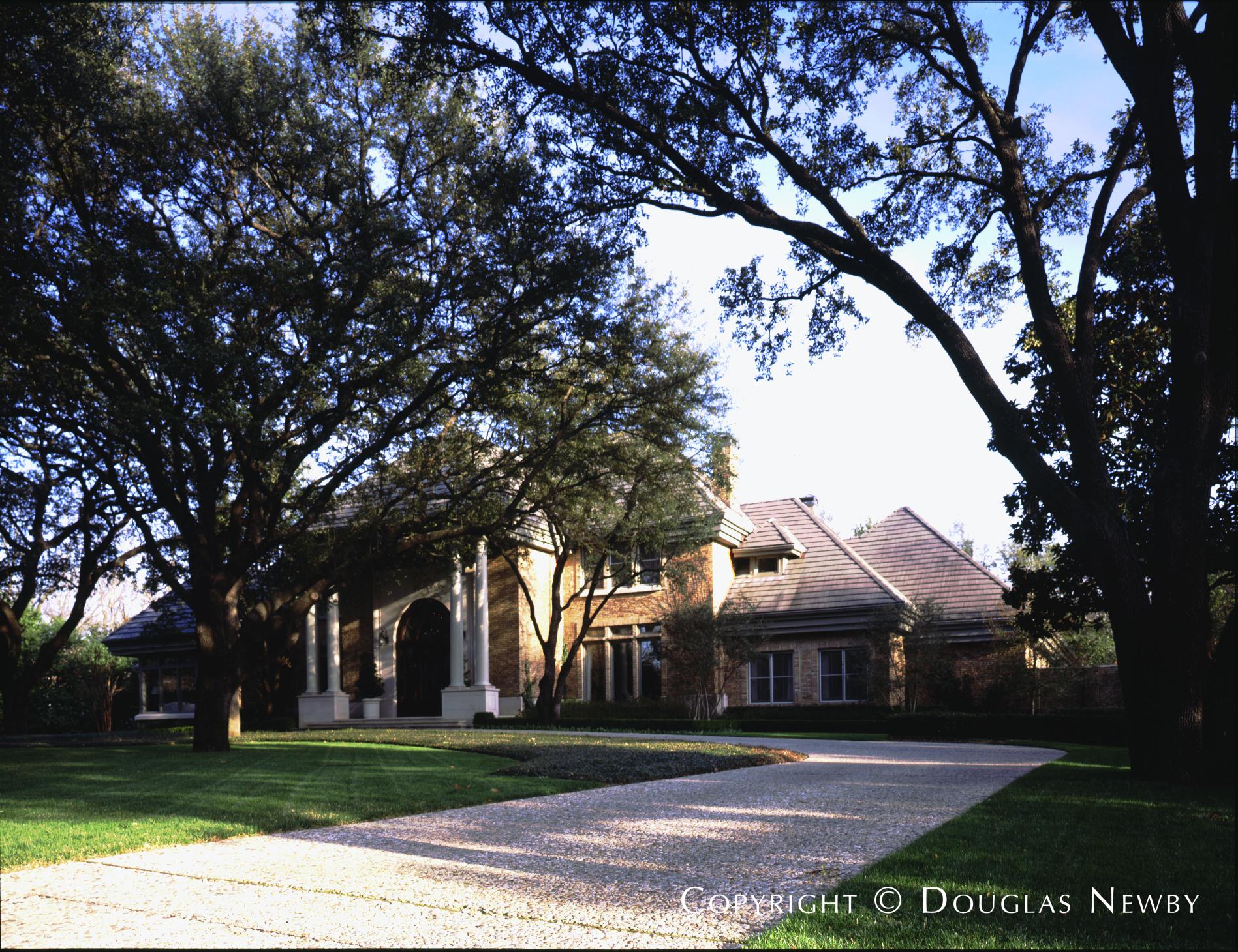 Allen Kirsch Home built in the 1980s