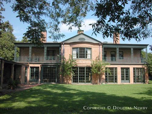Estate Home Designed by Architect Henry B. Thomson - 5022 Seneca Drive