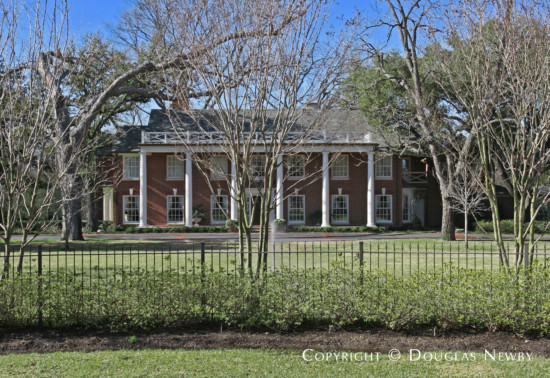 Estate Home in Preston Hollow - 4800 Park Lane