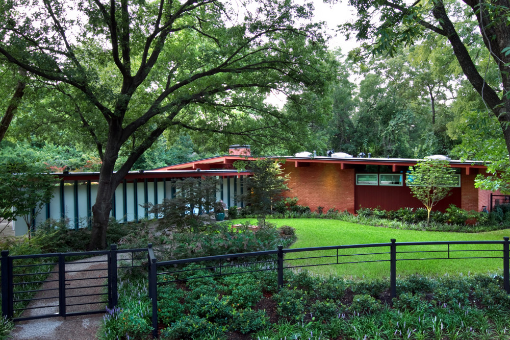 Midcentury Modern Home For Sale in Highland North Neighborhood