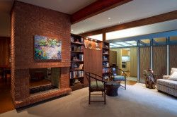 Midcentury Modern Residence in Highland North Neighborhood