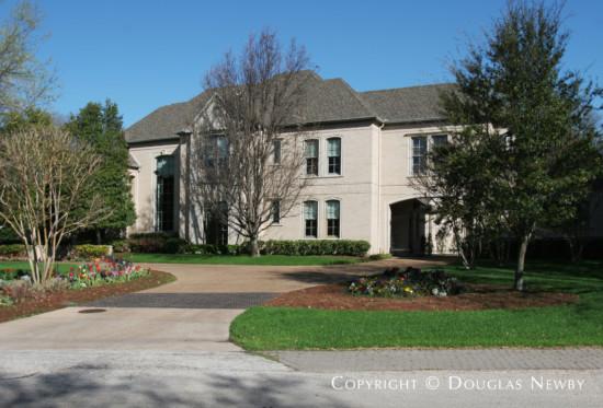 Estate Home in Preston Hollow - 4607 Valley Ridge Road