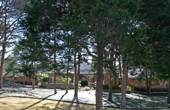 Estate Home in Preston Hollow - 9824 Rockbrook Drive