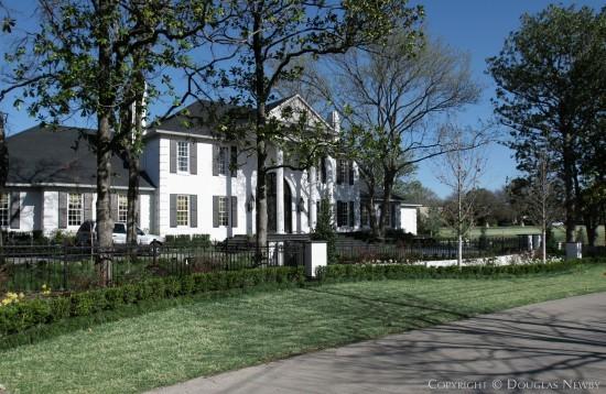 Home in Preston Hollow - 9863 Rockbrook Drive