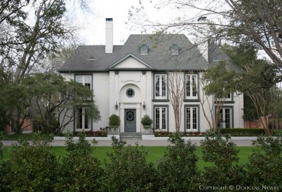 Estate Home in Preston Hollow - 5405 Falls Road