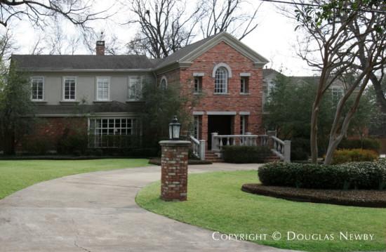Estate Home in Preston Hollow - 5310 Edlen Drive