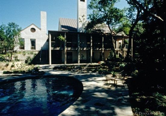 Significant Estate Home Designed by Architect Frank Welch - 4929 Seneca Drive
