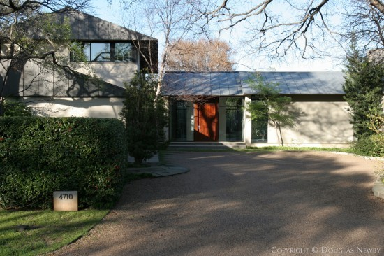 Home Designed by Architect Svend Fruit - 4710 Cherokee Trail