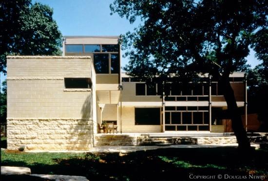 Residence Designed by Architect Graham Greene & Kathy Greene - 4711 Wildwood Road