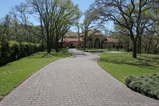 Estate Home in Bluffview Area - 4212 Cochran Chapel Road