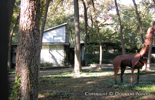 House Designed by Architect E.G. Hamilton - 4133 Shorecrest Drive