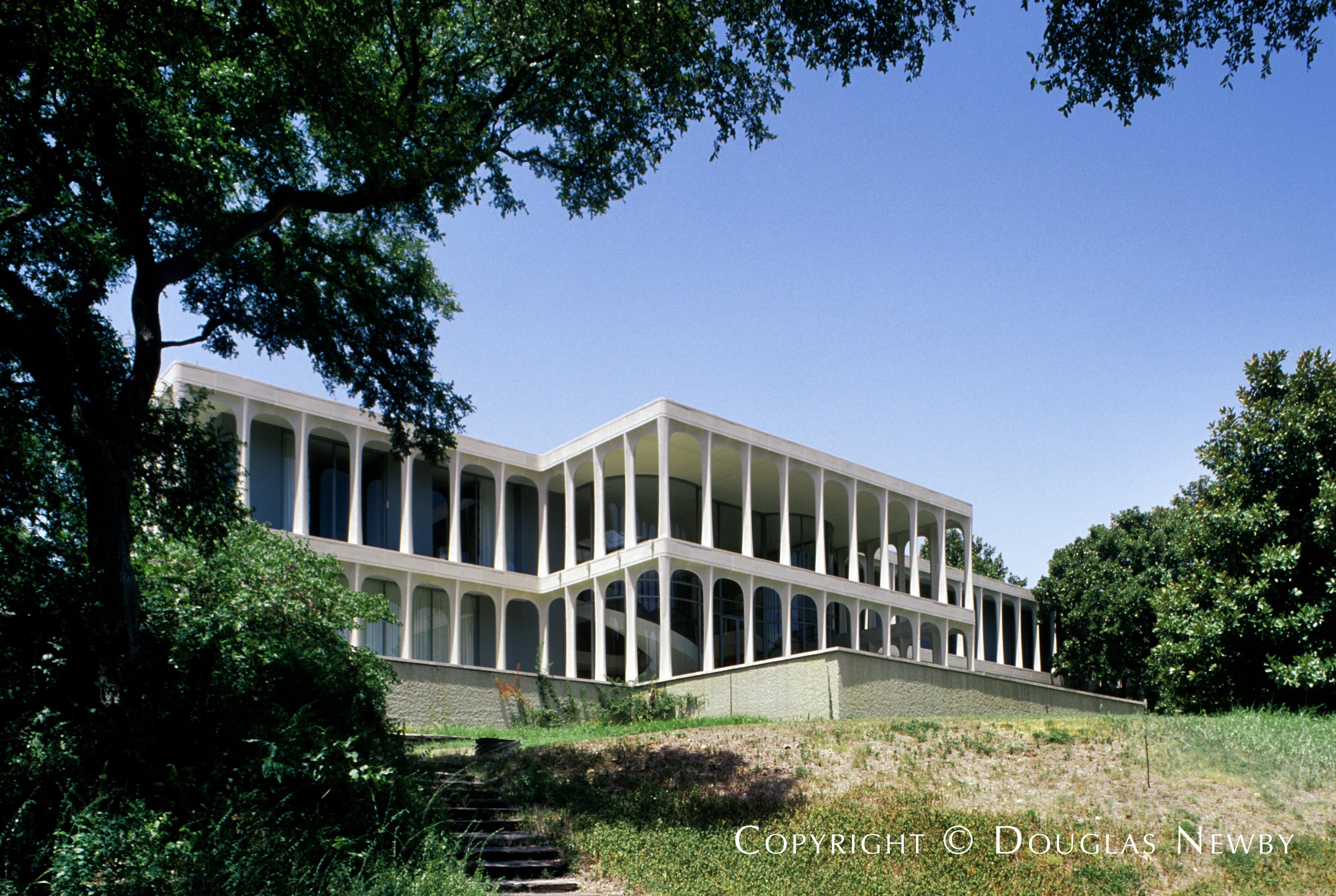Architect Philip Johnson Designed Home