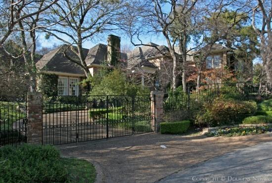 Home in Preston Hollow - 9941 Strait Lane