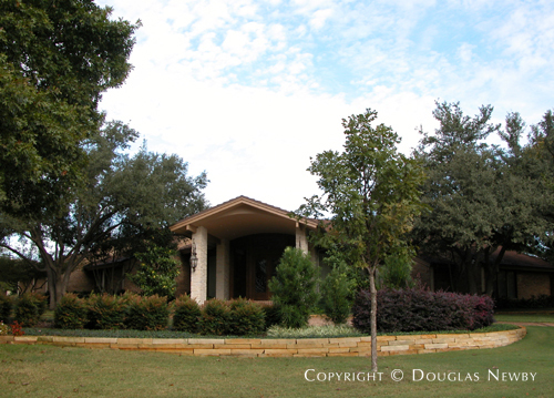 Estate Home in Preston Hollow - 4529 Dorset Road