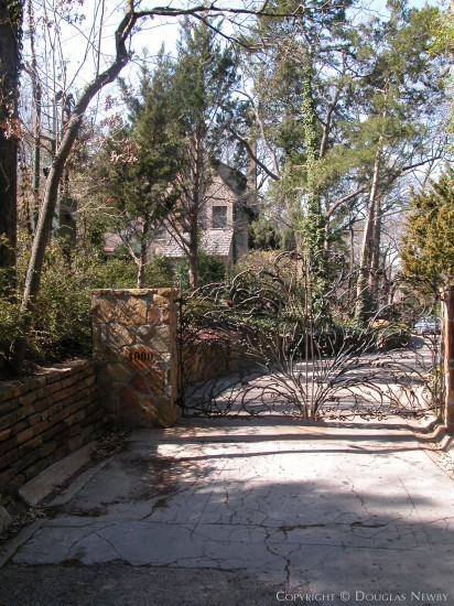 Estate Home in Turtle Creek Corridor - 4000 Rock Creek Drive