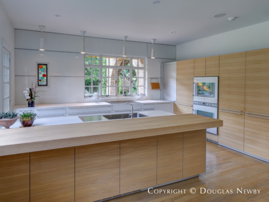 Lakewood Home with Bulthaup Kitchen