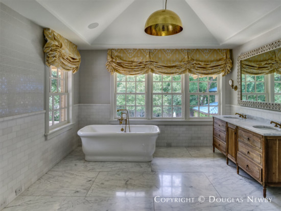 Master Bathroom in Lakewood Home