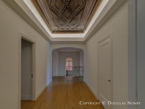Second Floor Corridor in Lakewood Home