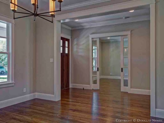 New Home in Munger Place Reflects Old