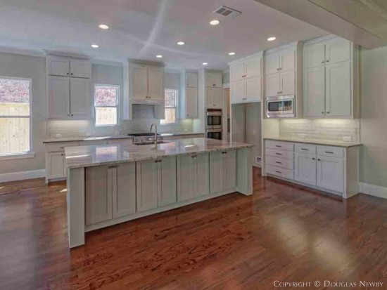 Kitchen in Munger Place