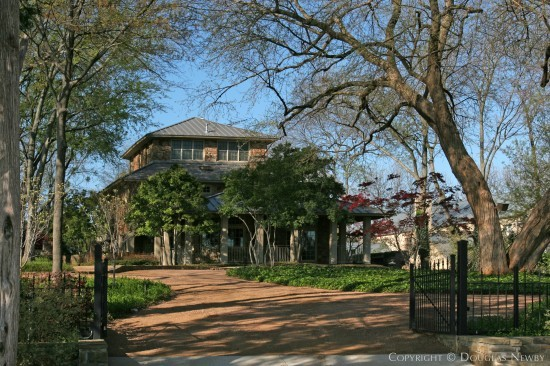 Estate Home in White Rock Lake - 3525 West Lawther Drive