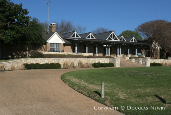 Estate Home in White Rock Lake - 3745 West Lawther Drive