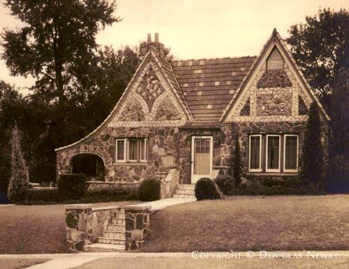 Home Designed by Architect Arthur Elliott Thomas - 6938 Wildgrove Avenue