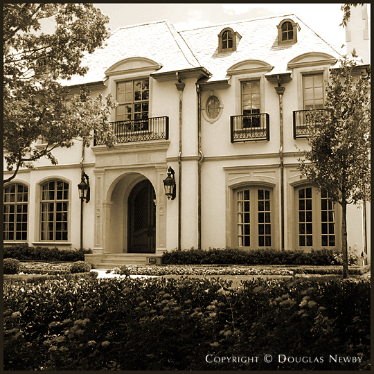 Home Designed by Architect Clint Pearson - 3801 Normandy Avenue